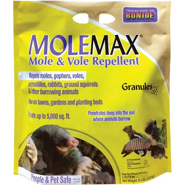 Molemax Mole and Vole Repellent