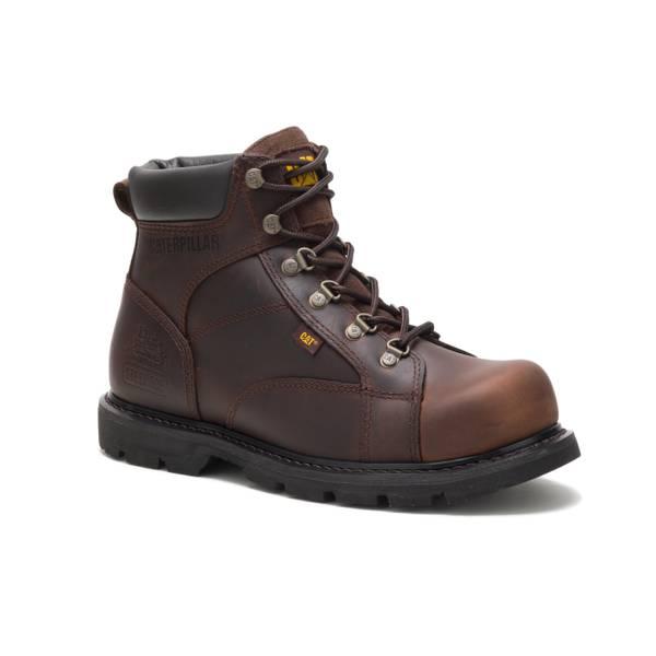 """Men's Mortar 6"""" Steel Toe Work Boot"""