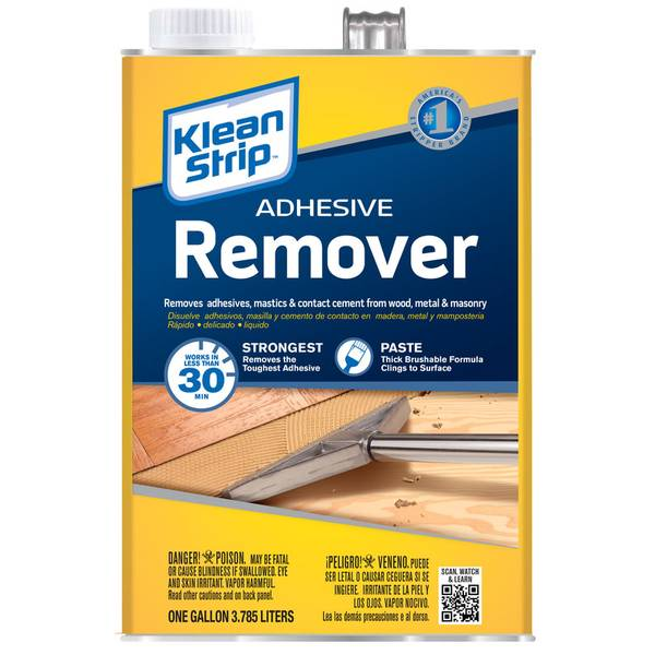 Adhesive Remover 1 Gal