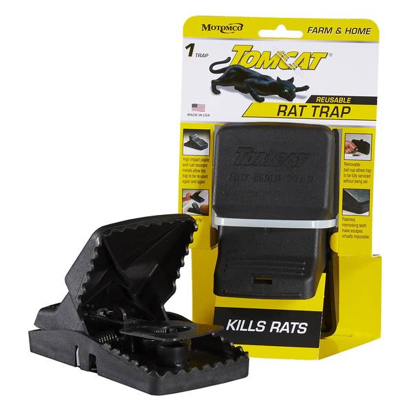 Reusable Rat Traps