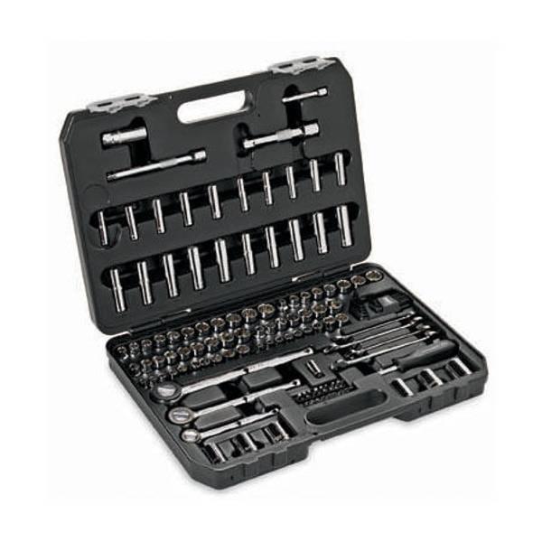 122 Piece Mechanic's Tool Set