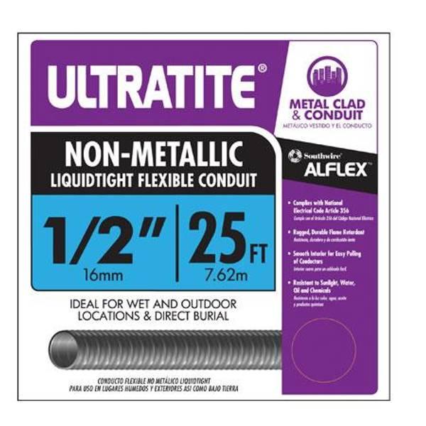 Ultratite Non - Metallic Liquidtite Flexible Conduit