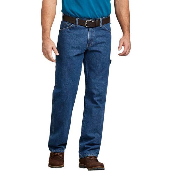 59515fc61 Dickies Men's Relaxed Fit Carpenter Jeans