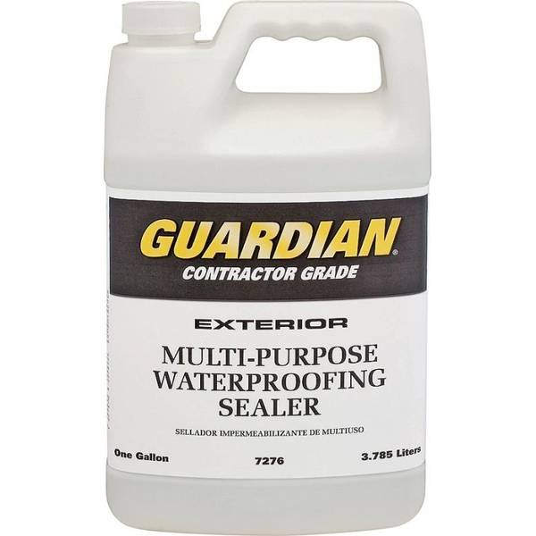 Guardian exterior multi purpose waterproofing sealer for Exterior waterproofing products