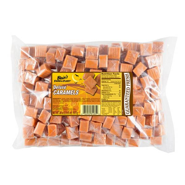 Deluxe Caramels
