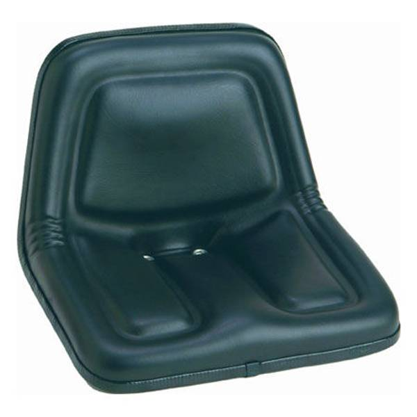 Deluxe Ultra - High Back Steel Pan Seat