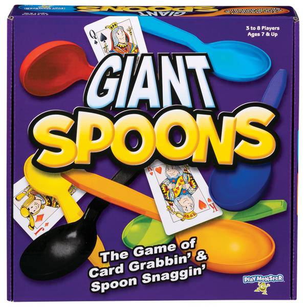 Giant Spoons Game