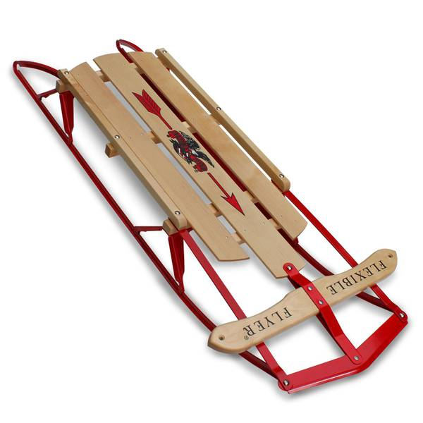 "48"" Steel Runner Sled"