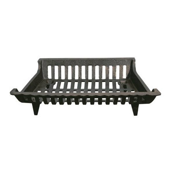 Open Hearth Collection Cast Iron Fireplace Grate