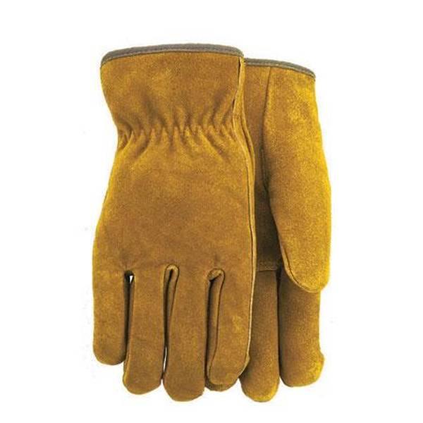 Men's Jersey Lined Winter Gloves