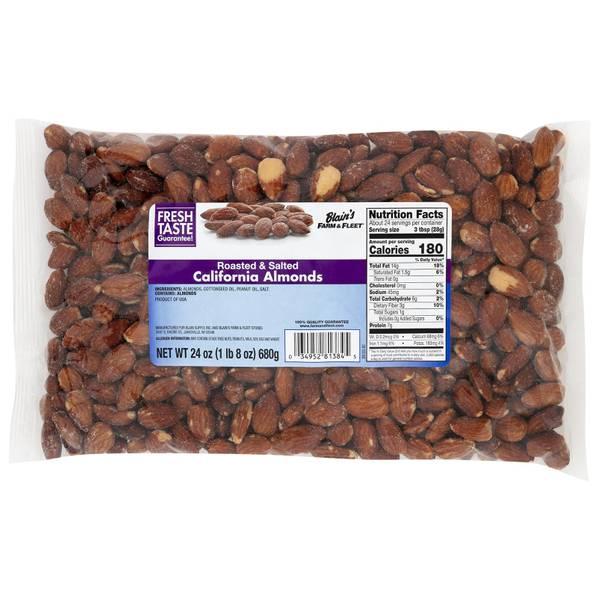 24 oz Almonds