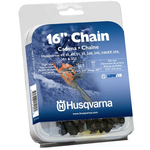 """Pixel .325"""" Pitch Chainsaw Chain"""