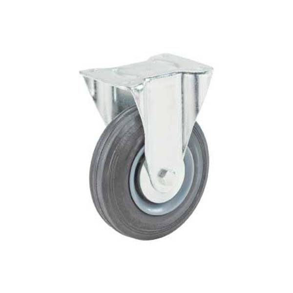 Semi - Elastic Rubber Wheel