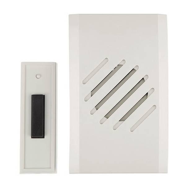 Plug - In Wireless Door Bell Chime