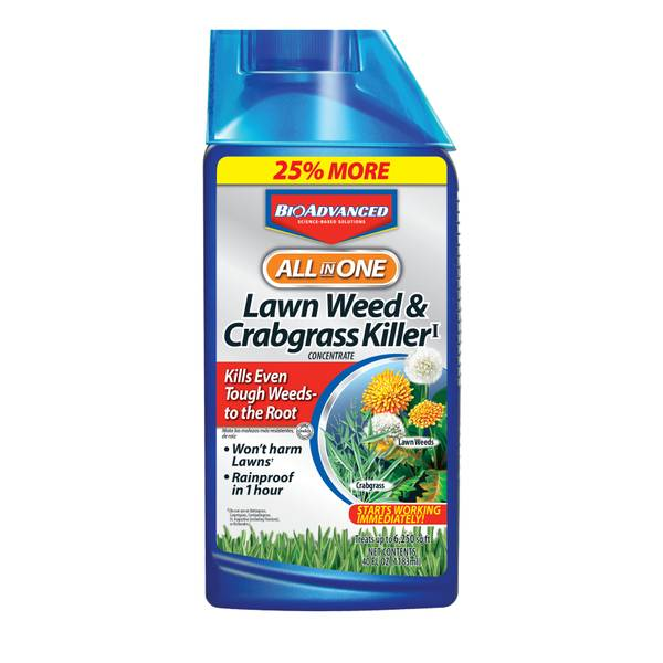 AIO Weed and Crabgrass Killer