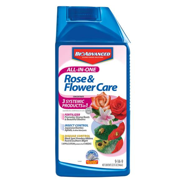 All - In - One Rose and Flower Care