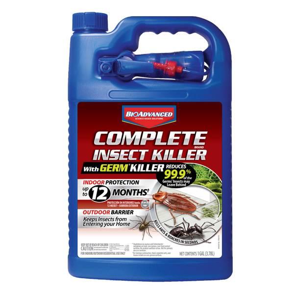 1 Gallon Home Pest Plus Germ Killer