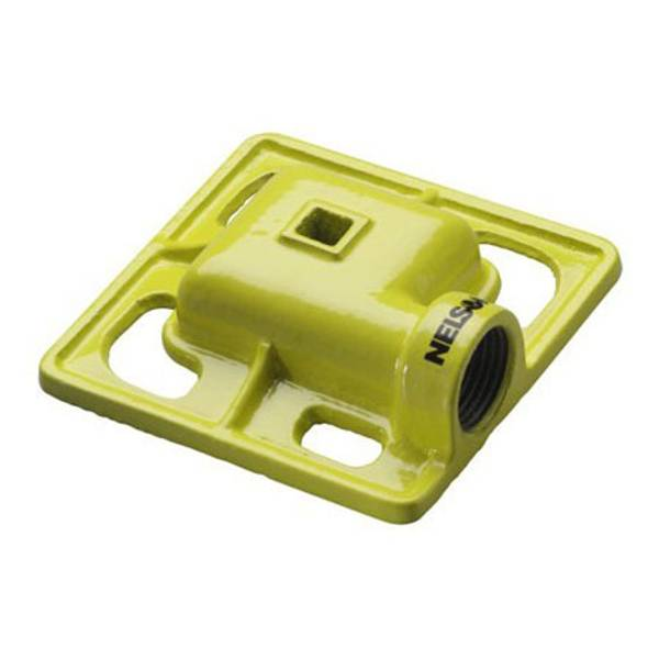 Pound Of Rain Square Cast Iron Sprinkler
