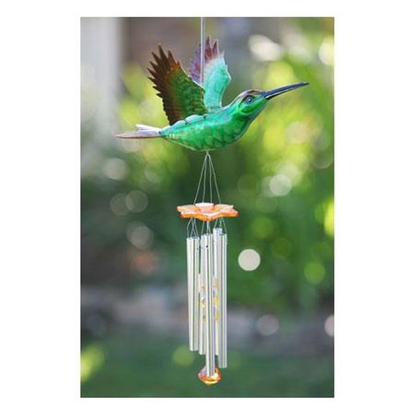 WindyWings Large Hummingbird Wind Chime