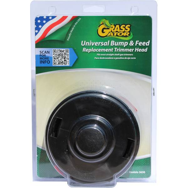 Universal Bump and Feed Replacement Trimmer Head