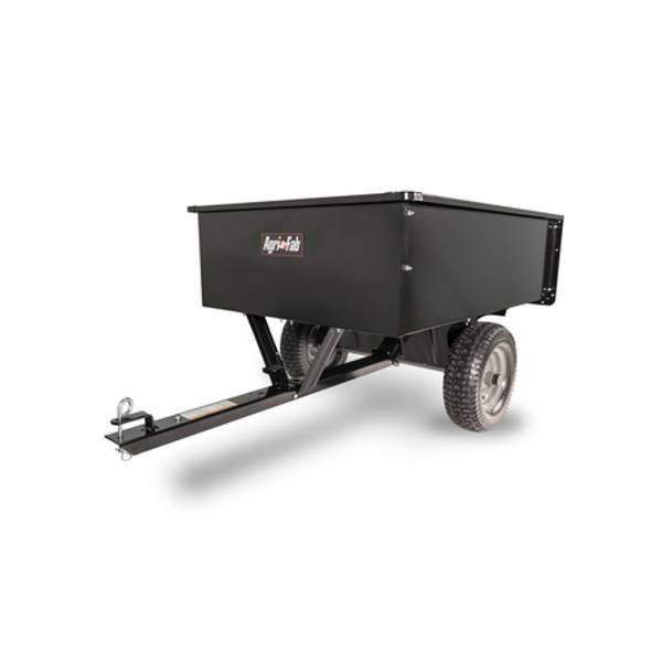 "Utility ""15"" Dump Cart"