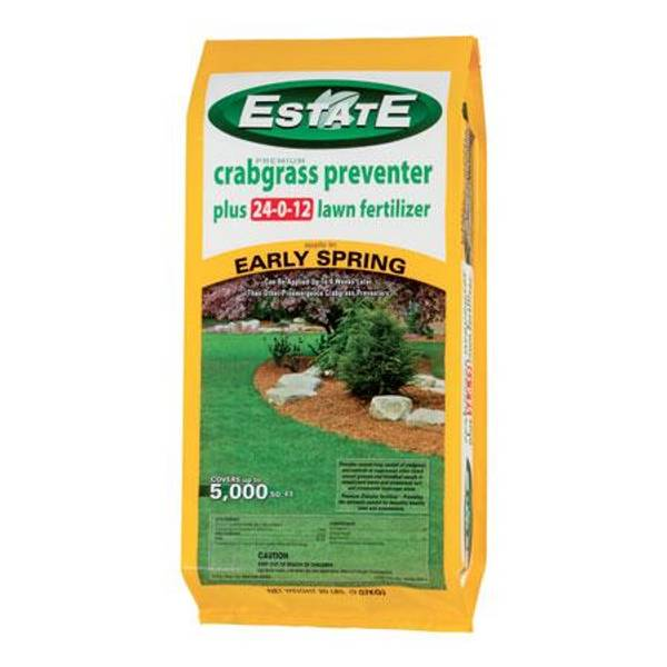 24-0-12 Early Spring Crabgrass Preventer and Lawn Fertilizer