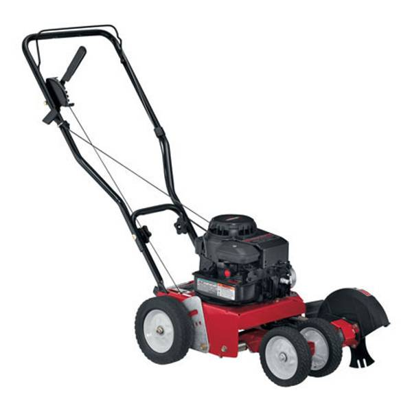 Gas Lawn Edger with Curb Wheel