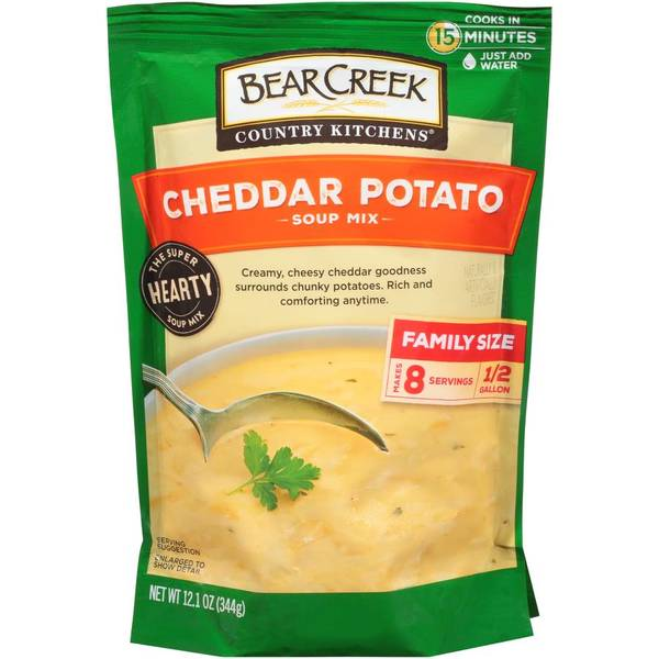 Cheddar Potato Soup Mix