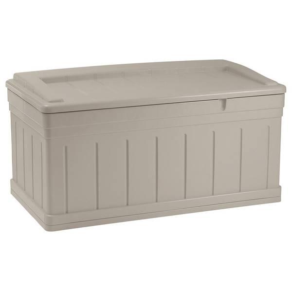 Ultra - Large Storage Bench