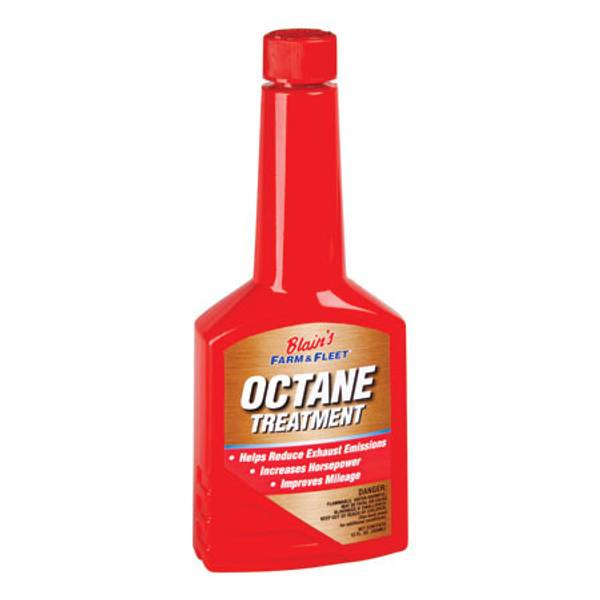 Octane Treatment