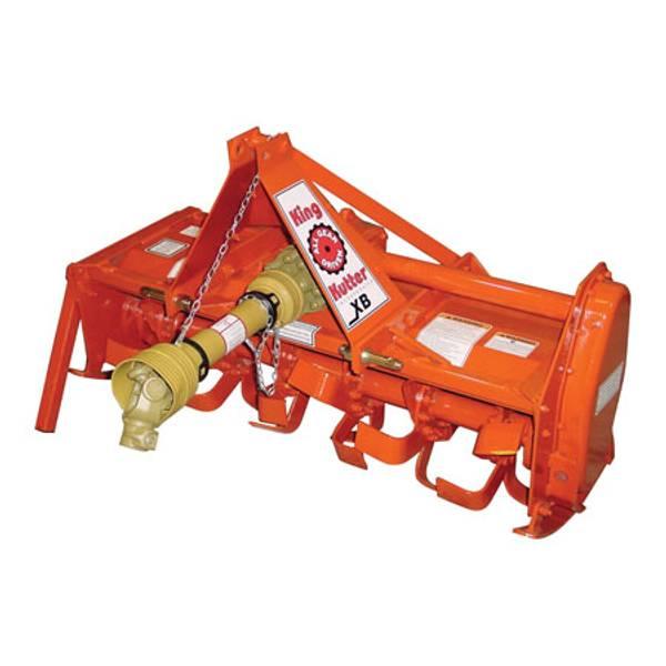 King Kutter Tiller Replacement Parts : King kutter xb gear driven tiller at blain s farm fleet