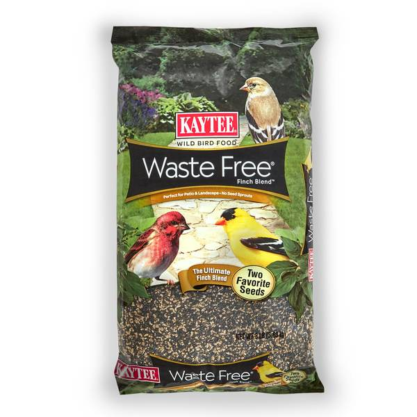 Waste Free Wild Finch Food