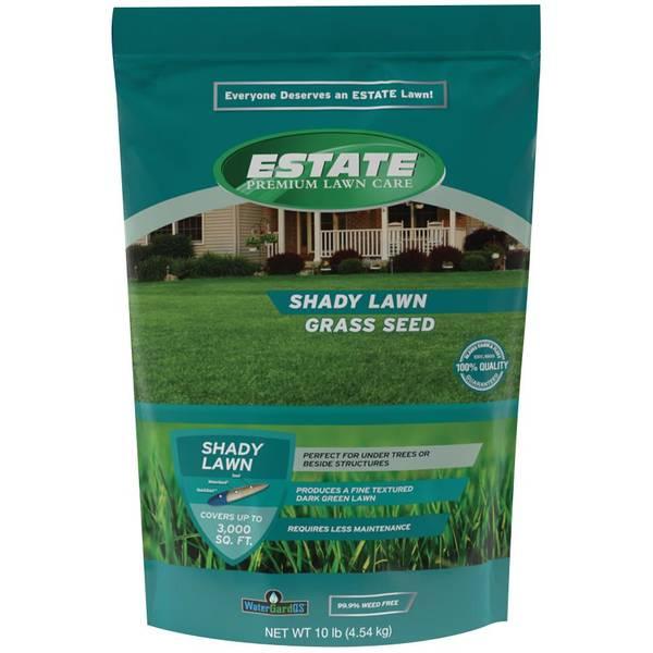 10 lb Premium Shady Lawn Seed Mixture