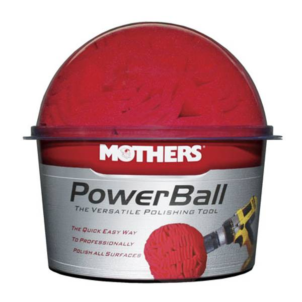 PowerBall Polishing Tool