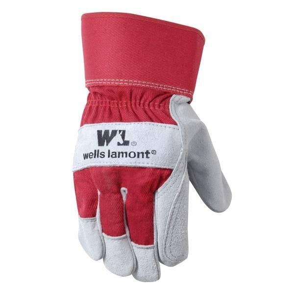 Suede Cowhide Gloves