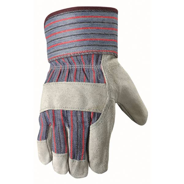 Men's Gunn Cut Economy Suede Cowhide Gloves
