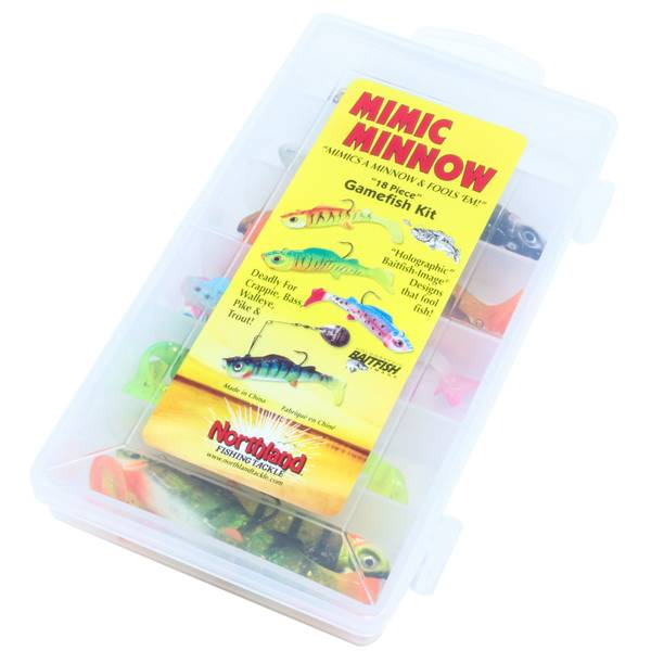Mimic Minnow Gamefish Kit
