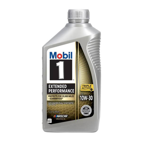 10W-30 Extended Performance Fully Synthetic Motor Oil