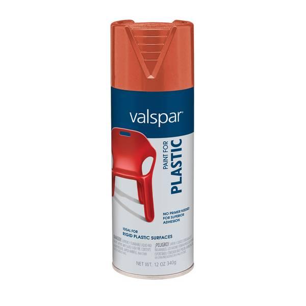 Valspar Aerosol Plastic Spray Paint