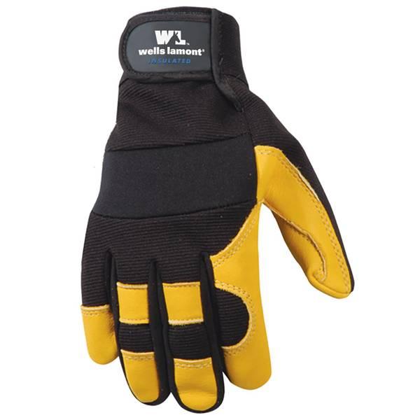 Men's 60g Grain Deerskin Gloves
