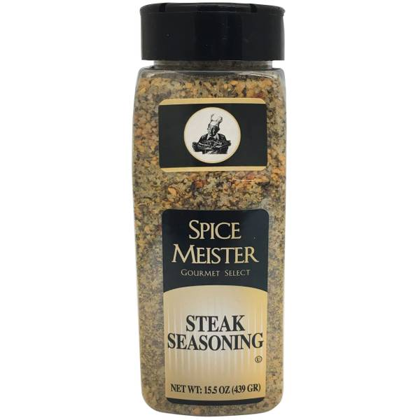 Gourmet Select Steak Seasoning