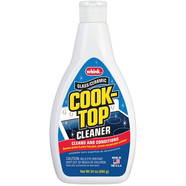 Glass / Ceramic Cook - Top Cleaner