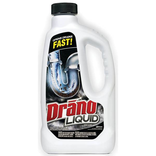 Liquid Clog Remover