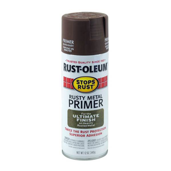 Paints For Rust On Metal For Painting