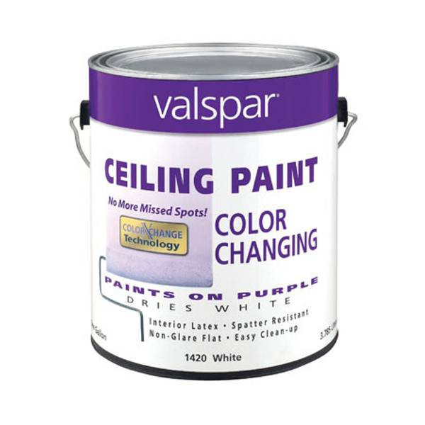 Valspar 27-1420 GL Ultra Premium Interior Latex Ceiling Paint