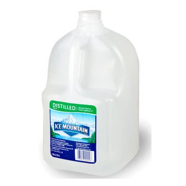 Ice Mountain Distilled Water