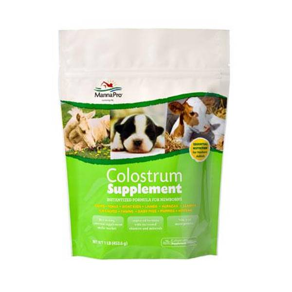 Colostrum Supplement