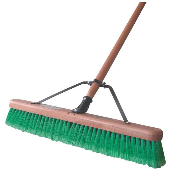 Multi Surface PowerSweep Push Broom