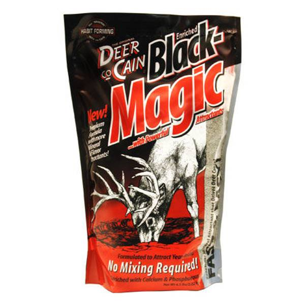 Deer Co – Cain Black Magic Beneficial Mineral Attractant