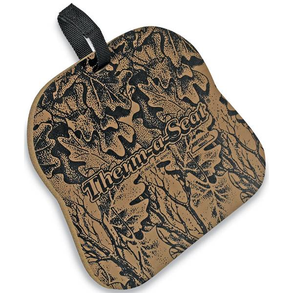 ThermaSeat Brown Camo Hunting Seat